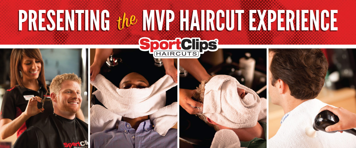 The Sport Clips Haircuts of The Forum MVP Haircut Experience